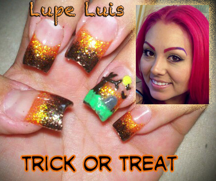 "Nail Artist Q&A: ""Nailed Down!"" with Lupe Luis"