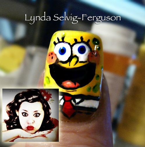 """Nail Artist Q&A: """"Nailed Down!"""" with Lynda B. Selvig-Ferguson"""