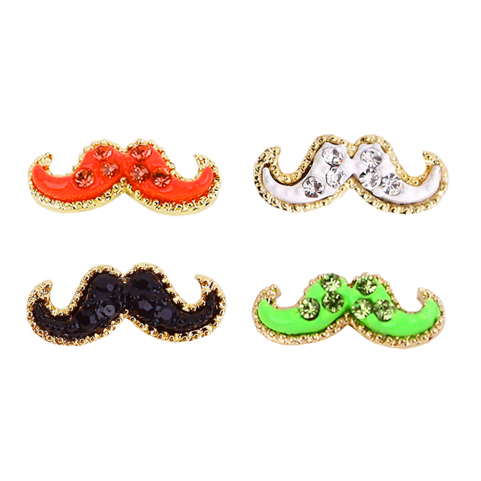 Mustache Charms For Movember
