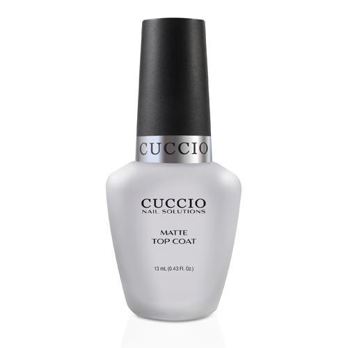 Cuccio Releases New Matte Top Coat