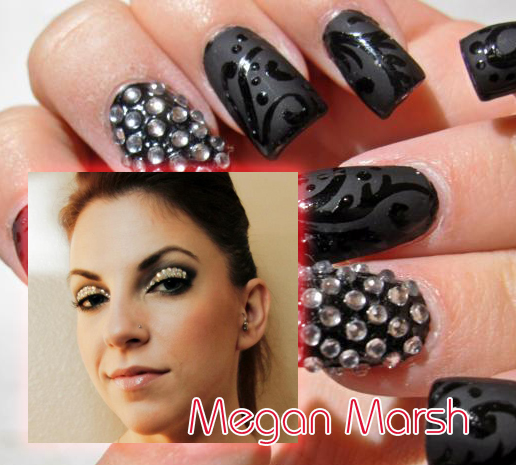 """Nail Artist Q&A: """"Nailed Down!"""" with Megan Marsh!"""