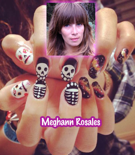 "Nail Artist Q&A: ""Nailed Down!"" with Meghann Rosales!"