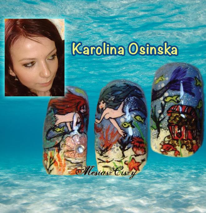 """Nail Artist Q&A: """"Nailed Down!"""" with Karolina Osinska!"""