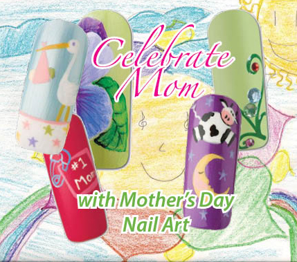Nail Art How To: Mother