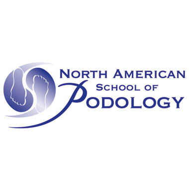 North American School of Podology Launches New Logo