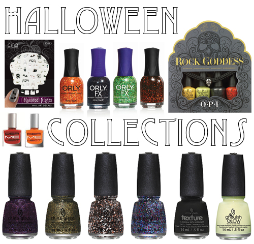 Nail Products: Halloween Nail Art Sets