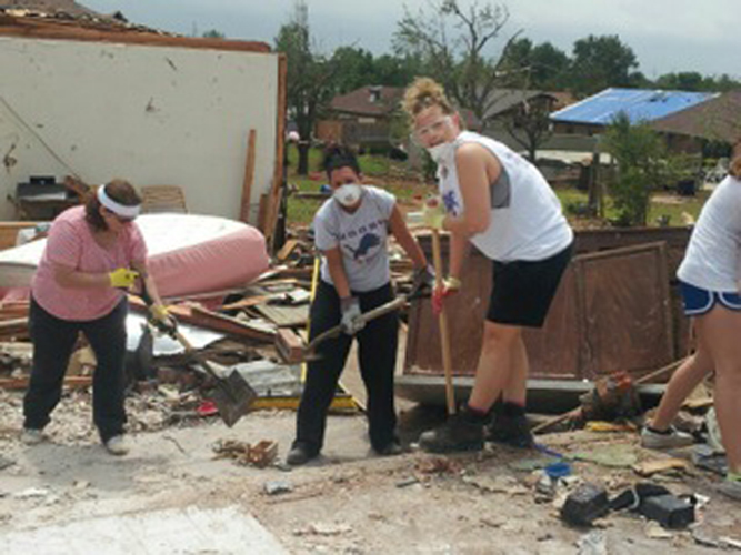 Nail News: NSI Offers Support after Oklahoma Tornadoes