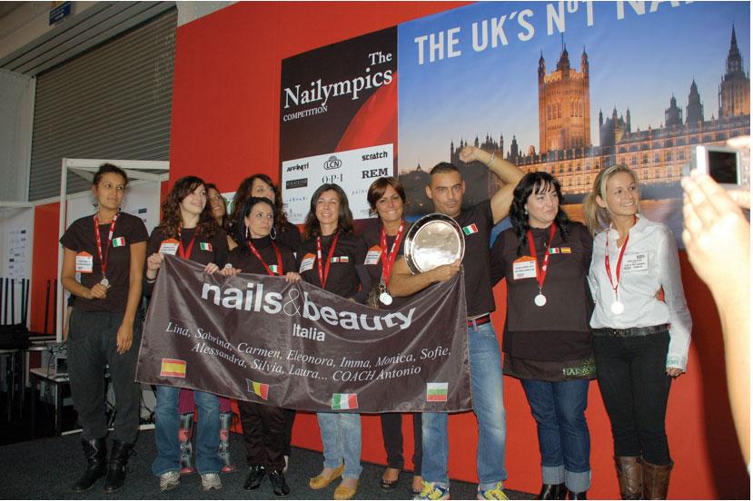 2011 London Nailympics