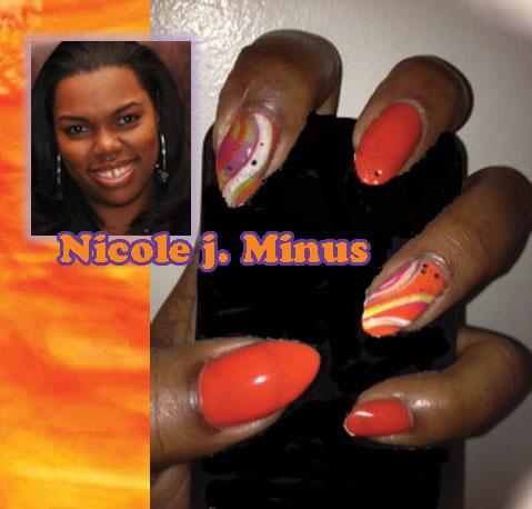 "Nail Artist Q&A: ""Nailed Down!"" with Nicole Minus!"
