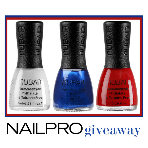 Giveaway: Win Polish from Nubar!