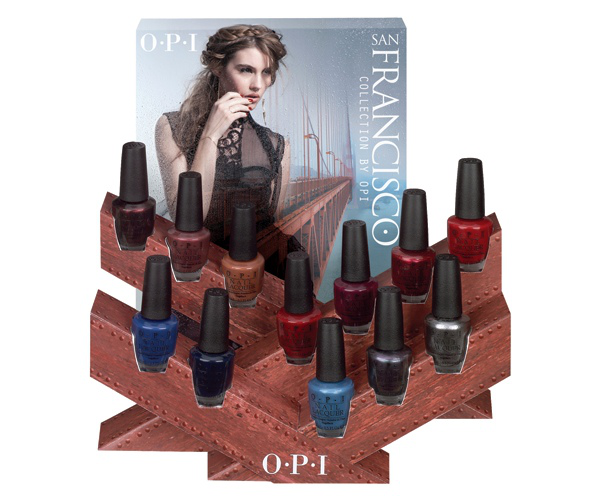 The San Francisco Collection From OPI