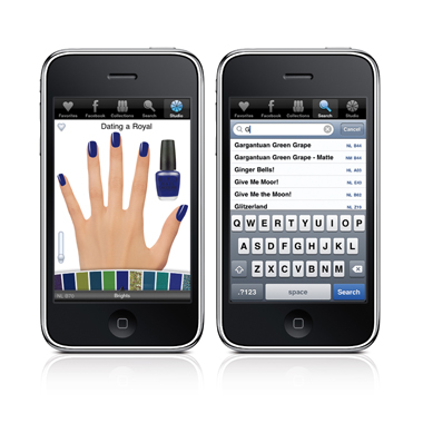 OPI Revamps iPhone Application
