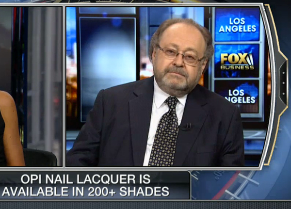 Nail News: OPI CEO George Schaeffer on the Nail Polish Market