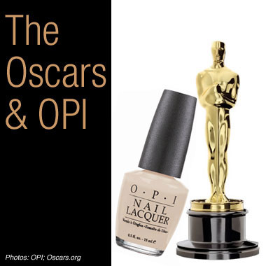 The Oscars & OPI