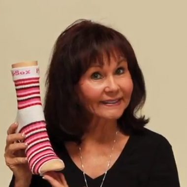 Nail Video: Chat with Pedi-Sox Inventor