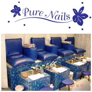 NAILPRO-file Featuring: Pure Nails
