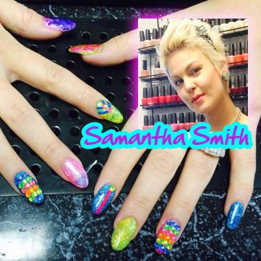 "Nail Artist Q&A: ""Nailed Down!"" with Samantha Smith!"