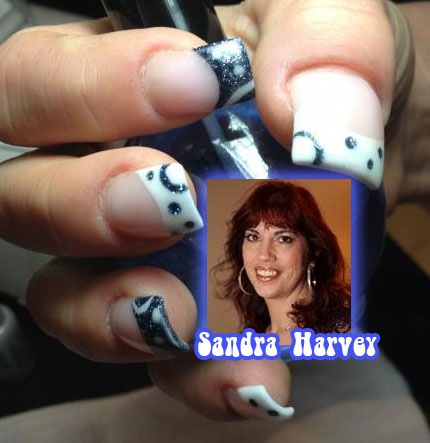 "Nail Artist Q&A: ""Nailed Down!"" with Sandra Harvey!"