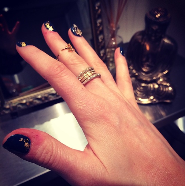 7 Celebrity Manicures You May Have Missed This Month