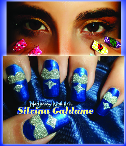 "Nail Artist Q&A: ""Nailed Down!"" with Silvina Galdame!"