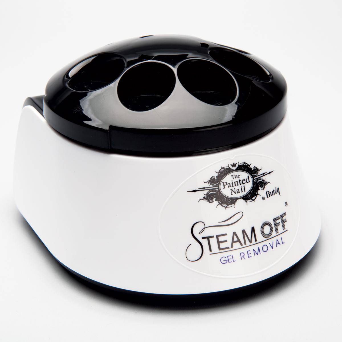 steam gel removal machine