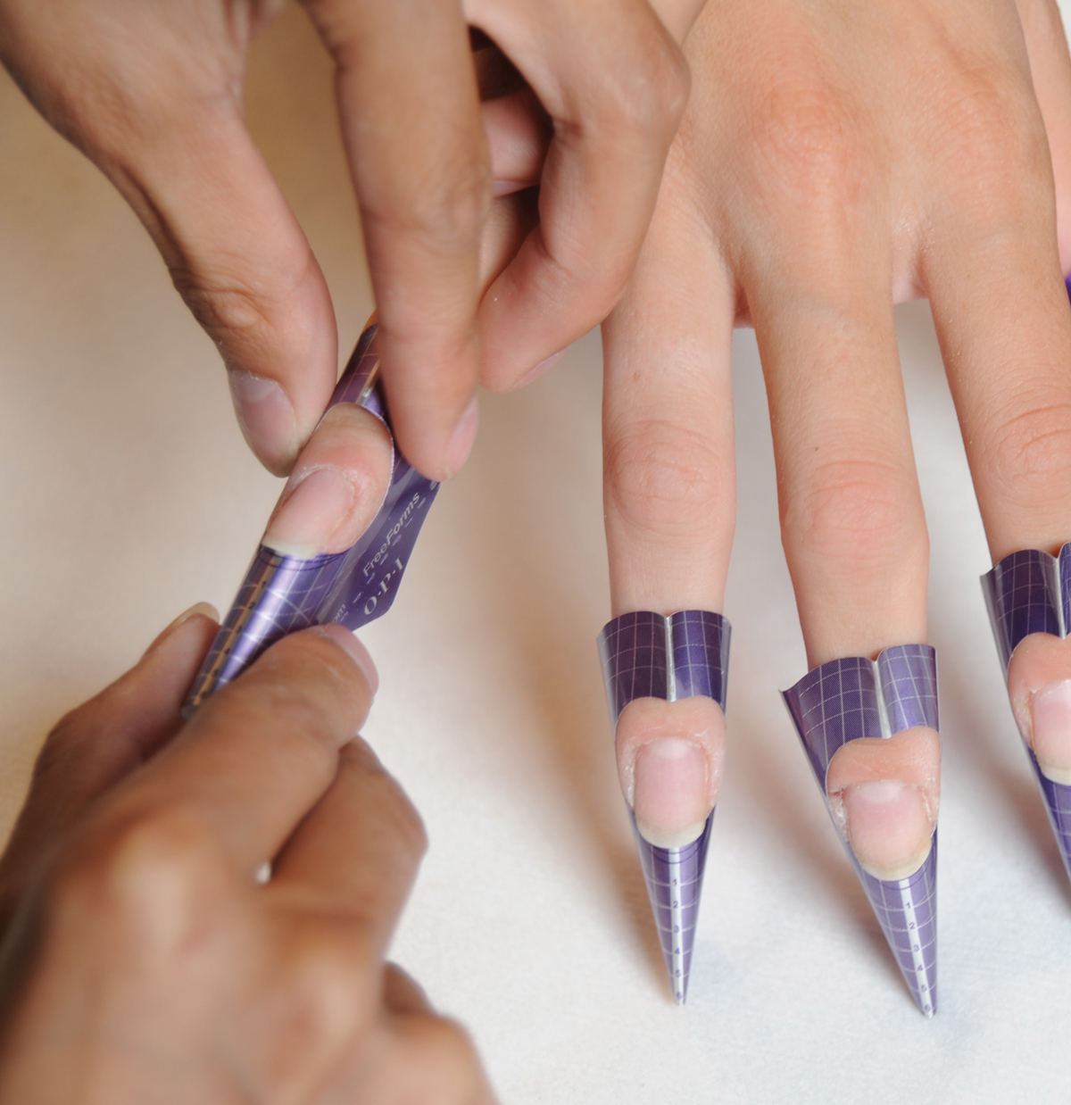 How to Create Durable Nails with Perfect Structure