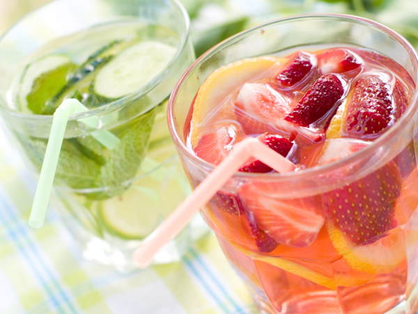 Keep Clients Cool and Refreshed