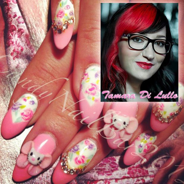 """Nail Artist Q&A: """"Nailed Down!"""" with Tamara Di Lullo"""