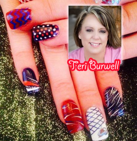 "Nail Artist Q&A: ""Nailed Down!"" with Teri Burwell"