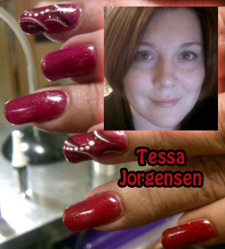 """Nail Artist Q&A: """"Nailed Down!"""" with Tessa Jorgensen"""