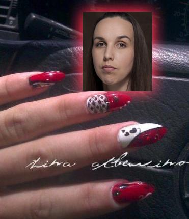 """Nail Artist Q&A: """"Nailed Down!"""" with Tina Alberino!"""