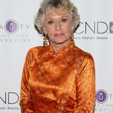 CND and Beauty Changes Lives Honor Tippi Hedren with the Beauty Changes Lives Legacy of Style Award