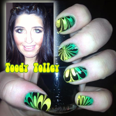 """Nail Artist Q&A: """"Nailed Down!"""" with Toody Tolley!"""