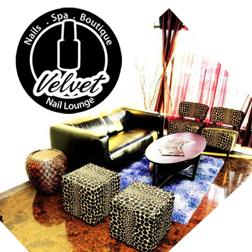 NAILPRO-file Featuring: The Velvet Nail Lounge!