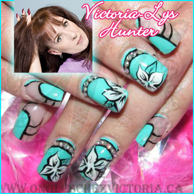 "Nail Artist Q&A: ""Nailed Down!"" with Victoria-Lys Hunter!"