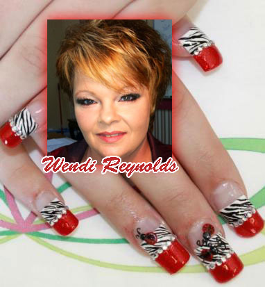 "Nail Artist Q&A: ""Nailed Down!"" with Wendi Reynolds!"