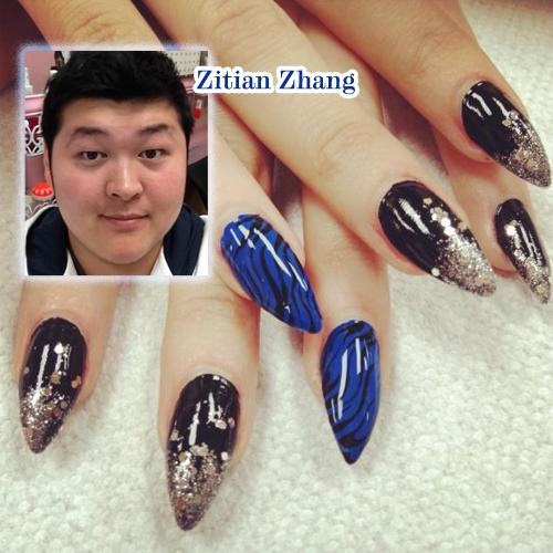 "Nail Artist Q&A: ""Nailed Down!"" with Zitian Zhang"