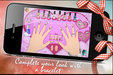 Panorama Concepts Announces Wedding Nails 1.0 App