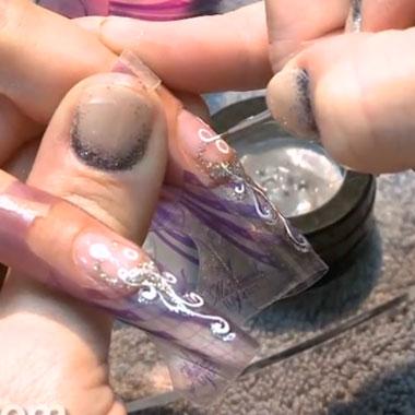 Nail Art Videos: Fall Runway Nail Fashions (Oct. 2011): Behind the Nail Pros