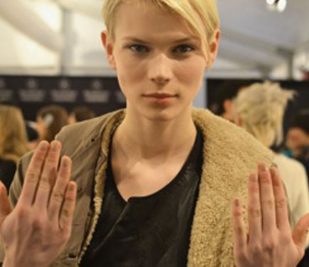 NYFW Fall 2013 Nails: OPI at Candela