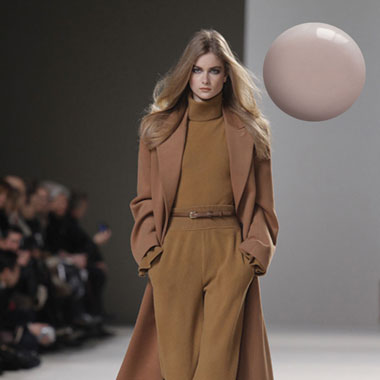 Color Match: Camel at Chloe