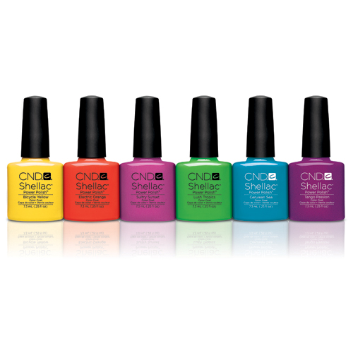 CND Paradise Collection For Summer 2014