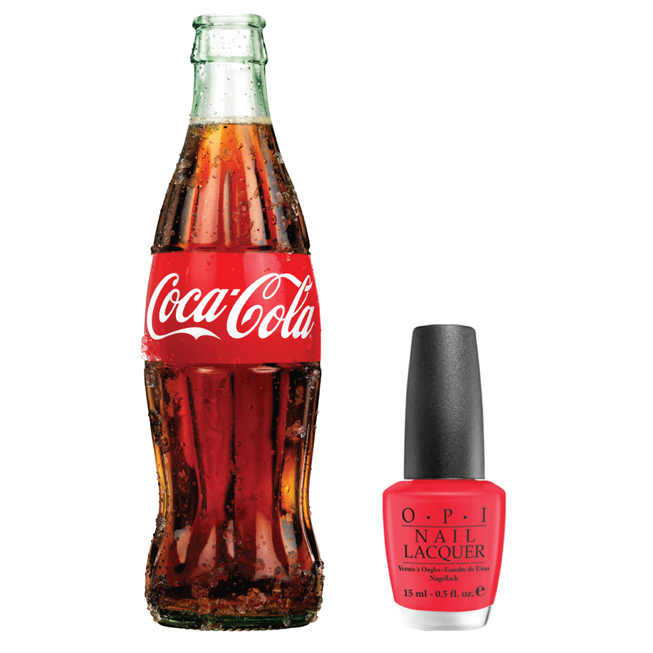 OPI Partners With Coke For A New Line Of Polishes
