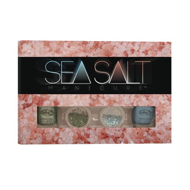 Color Club Sea Salt Manicure Kit