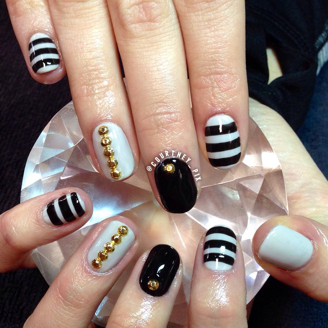 Gallery: Ideas for Short Nails