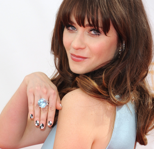 The Best Nails of the 2013 Emmys