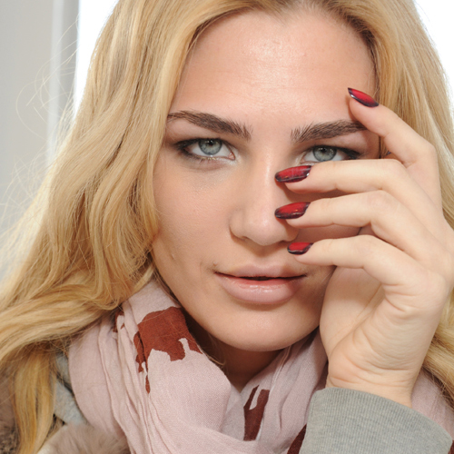 Fashion Week: Morgan Taylor