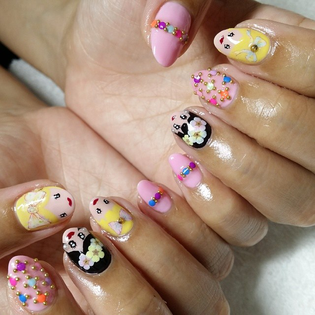 Nail Art: Kawaii Nails