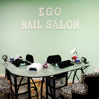 Savvy Salon: EGO Nail Salon & Boutique