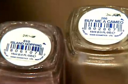 WATCH! How Essie Nail Polishes Get Their Names